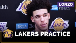 Lonzo Ball On Lakers Needing To Push The Pace, Favorite Halloween Costume