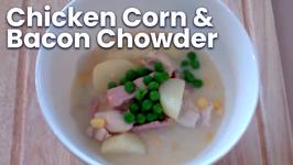 Chicken Corn And Bacon Chowder