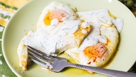Lebanese Halloumi And Eggs