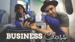 Flying Business Class - LOT Polish Airlines