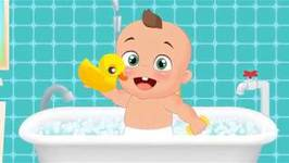 Fun in the Tub - Bath Time Song for Kids
