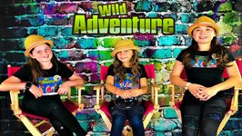 OUR FIRST Q&A Video!  The Wild Adventure Girls