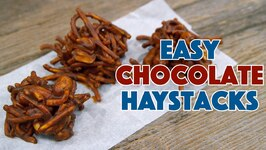 Chocolate Bunny Haystacks Recipe