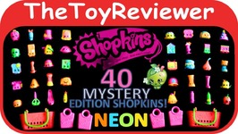 Shopkins Mystery Edition Target Exclusive Unboxing Toy Review