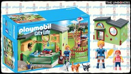 Playmobil City Life - Purrfect Stay Cat Boarding Set