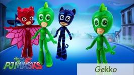 PJ Masks Gekko My Little Pony Equestria Girls Minis Custom Tutorial Disney Jr