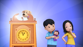 Hickory Dickory Dock  Popular Children's Nursery Rhymes