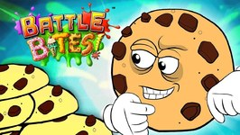Chargin Chip Origin - Battle Bites Show - Cartoon For Kids - Food Video - Fun Videos For Kids