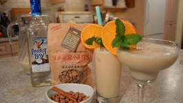 Traditional Spanish Tiger Nut Horchata