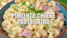 Pimiento Cheese Macaroni Salad