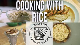 Cooking with Rice - Types and Recipes