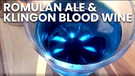 Romulan Ale And Klingon Blood Wine