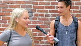 What Language Do You Find Most Attractive - Street Interviews