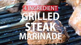 Grilled Steak Marinade