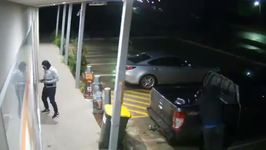 Thieves Use Car to Remove Supermarket Doors During Burglary