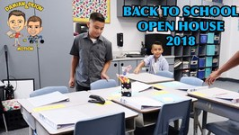 BACK TO SCHOOL OPEN HOUSE 2018 - NEW TEACHERS - D and D SQUAD
