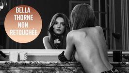 Les photos de Bella Thorne nue n'ont pas été retouchées