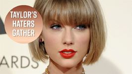 Taylor's haters try to overshadow her album release?