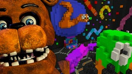 Minecraft Xbox - Five Nights At Freddy's - Slither.io