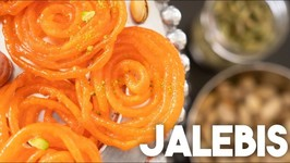 How To Make Perfect Instant Jalebis - Home Style Dessert