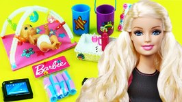 30 SUPER EASY AND QUICK BARBIE HACKS YOU MUST TRY