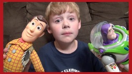Toy Story 4 - Hide And Seek Magic - Woody Buzz Lightyear