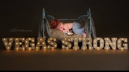 Meet 'Vegas Strong' Baby, Born 2 Days After His Parents Survived the Route 91 Festival Mass Shooting
