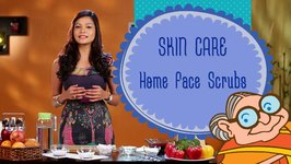 Homemade Facial Scrubs - DIY - How To Make Your Own Homemade Face Scrubs for All Skin Types