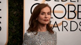 Isabelle Huppert planning iconic Oscars look