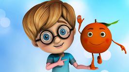 Fruit Orange  Children Learning Songs and Original Songs for Kids