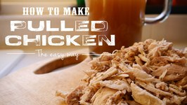 How To Make Pulled Chicken In The Oven