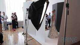 Behind the scenes with Nicky Hilton