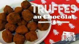 La Recette Des Truffes Au Chocolat