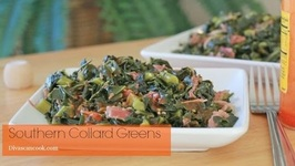 Southern, Soul Food Collard Greens
