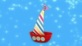 Cardboard Tub Boat - Mister Maker