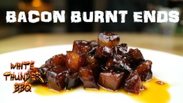 Bacon Burnt Ends- Candied Bacon Nuggets of Gold