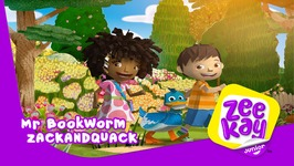 Mr Bookworm - Zack And Quack - Episode 1
