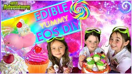 Edible Diy Eos Candy Treats