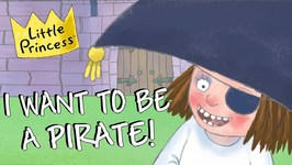 I Want To Be A Pirate - Read Along With Little Princess - Episode 49