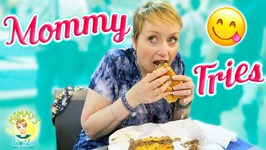 VIDEO GAMES and Philly Cheesesteak- Mommy Tries Philadelphia