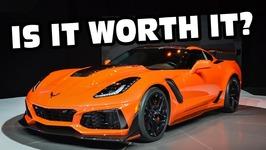 2019 Corvette ZR1 - The Ultimate Front Engine Corvette for 125,000