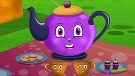 I am a Little Teapot - Nursery Rhymes for Children and Kids Songs