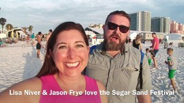 7 What happens at night at the Sugar Sand Festival?