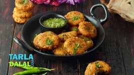 Potato Cheese Garlic Tikki