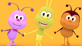 Johnny the Cricket - Kids Rhymes & Children Songs - Cartoons by Kids Channel