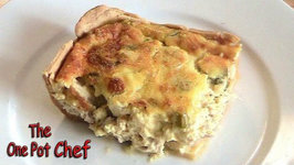 Big Chicken Quiche