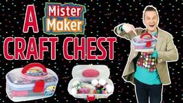 Craft Chest - Mister Maker
