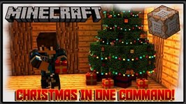 Christmas in One Command - Santa Clause Brings You Presents