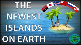 The Newest Islands On Earth