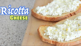 Homemade Ricotta Cheese - Basic Yums